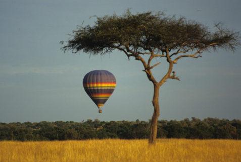 Ballooning in the Mara
