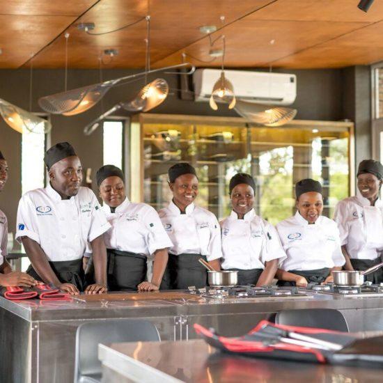 Singita Cooking School