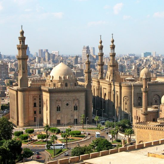Mosque in Cairo