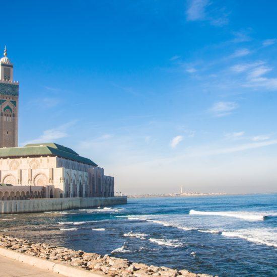 Mosque From Sea Casa
