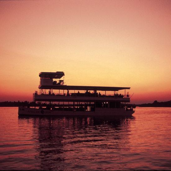 Sundowner Cruise at Falls