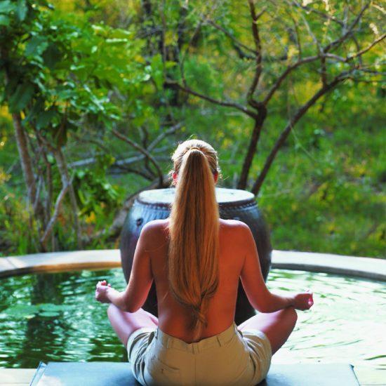 Meditate at Royal Malewane