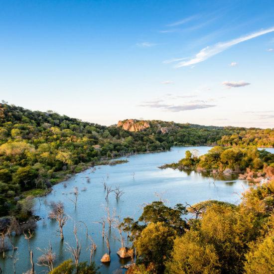 River at Pamushana