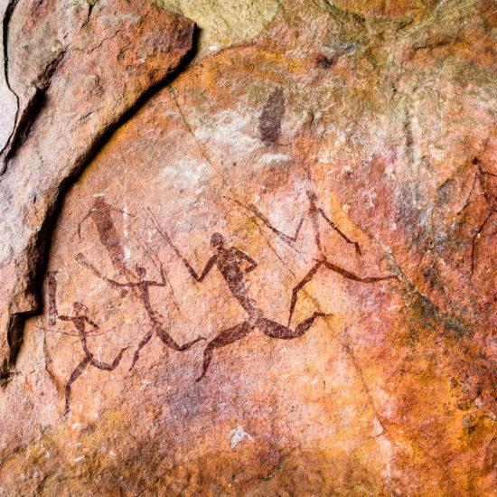 Rock Art Close up