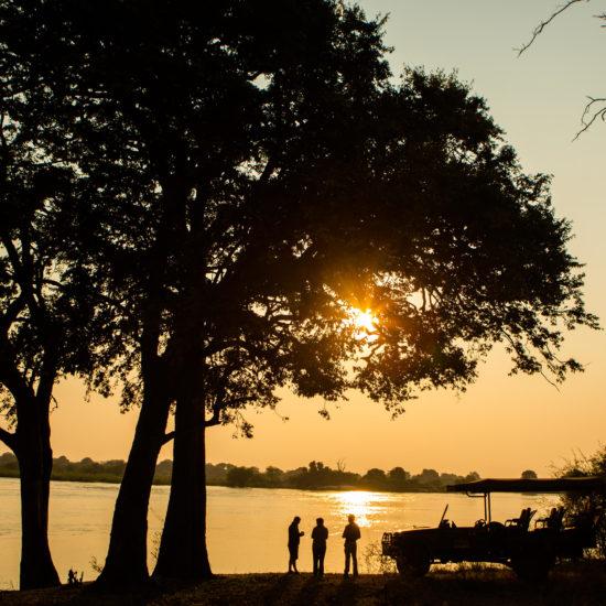 Sundowners Zambezi