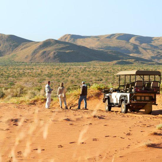 Tswalu Vehicle